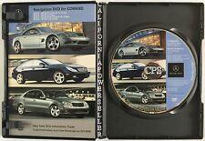 2007.1 Update 2004 2005 2006 Mercedes CL500 CL600 CL55 CL65 Navigation DVD Disk