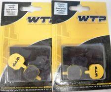 4 PLAQUETTES DE FREINS WTP POUR HAYES SOLES ..... NEUF ( disk brake )