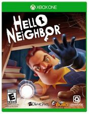 Hello Neighbor - Xbox One* PRE SALE* GAME SHIPS ON RELEASE DATE 12/08/17*