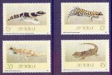 Zimbabwean Single Stamps