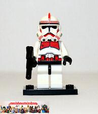 Lego® Star Wars sw091 Minifigur, Clone Shocktrooper m. Blaster (7655 )