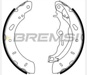New Rear Brake Shoe Set Fits: Ford Focus MK3 2011-