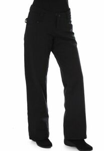 Boulder Gear Boot Cut Jean Insulated Ski Snow Pants Black #8354B SMALL EXCELLENT