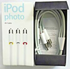Apple iPod Photo AV Cable - MINT - Same Day Dispatch via Super Fast Delivery