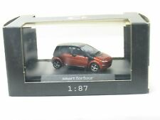 Busch Smart forfour flame red 1:87 OVP (BD4669)