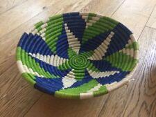 Handmade African Decorative Baskets