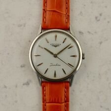C.1958 Vintage Longines Jamboree spider dial watch cal. 280 ref. 6884-5 in steel