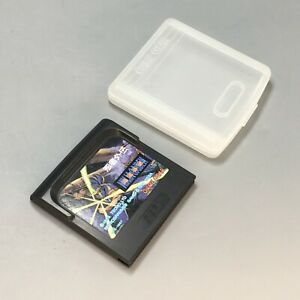 GAME GEAR -- NINJA GAIDEN -- Japan. Action Game Tecmo Sega 1991 670-1607