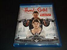 Hansel & Gretel: Witch Hunters (Blu-ray Disc, 2013, 2-Disc Set