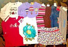 Nwt Gymboree Gap Lot Girls 3 3T Winter Fall Top Pants Jeans Outfit Set 10pcs
