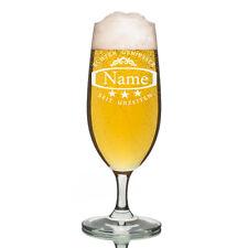 Leonardo vidrio Pilsner Copa de cerveza incl. Grabado ORNAMENTO Y ESTRELLAS