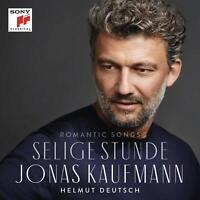 Jonas Kaufmann - Selige Stunde CD NEU OVP VÖ 04.09.2020