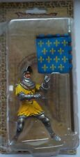 BBI Blue Box ridder met vlag Warriors Of The World 21440 Knight With Flag