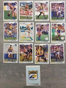 West Coast Eagles 1993 AFL Select Team Set