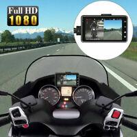 """3 """"1080P impermeabile moto motocicletta videocamera da corsa portatile Dash Cam"""