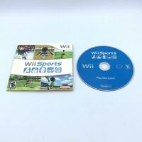 Wii Sports (Wii, 2006) Game - No Manual