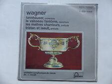 WAGNER Tannhauser Vaisseau fantome .. Orch Vienne RUDOLF MORALT 700020 WGY