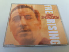 "BRUCE SPRINGSTEEN ""THE RISING"" CD SINGLE 1 TRACKS COMO NUEVO"