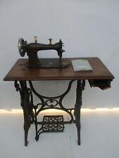 Original 1896 Pfaff E Sewing machine treadle model