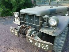 Dodge M37 Military Power Wagon, not Jeep.