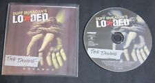 DUFF MCKAGAN'S LOADED 'THE TAKING' 2011 PROMO CD