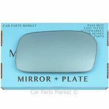 Côté Droit Plat Wing Door Mirror Glass for NISSAN MICRA K13 2010-2017