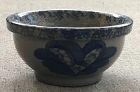 "Beaumont Pottery 5""x 2 1/2"" Small Salt Glaze Stoneware Bowl"