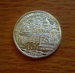10 euro Argent Autriche 2014