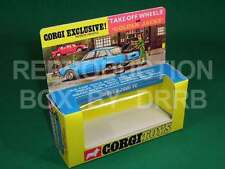 Corgi #275 Rover 2000 TC - Reproduction Box by DRRB