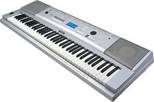 YAMAHA DGX-230 Keyboard digital piano Stand+Adapter 76 Full-Sized Keys New
