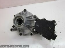 10 Grizzly 350 4x4 front axle housing carrier differential  diff   1