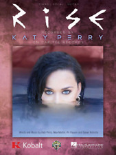 Rise by Katy Perry Piano, Vocal, Guitar Sheet Music