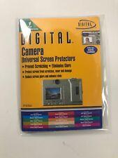 Digital Camera Universal Screen Protectors, SP-60
