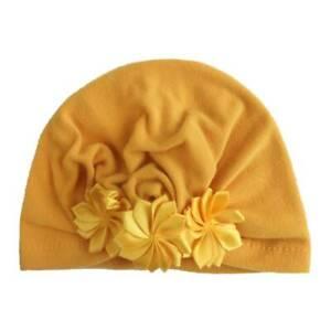Kids Girl Infant Beanie Hat Bow Knot Turban Soft Cap Newborn Head Wrap Headband.