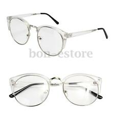 Vintage Antique Myopia Frame Plain glasses Fashion Eyeglass Clear Unisex Glasses