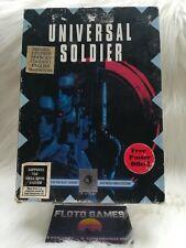Jeu Universal Soldier pour Sega Megadrive En Boite / Boxed - Floto Games