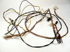 vintage ZENITH  TV CHASSIS 9E21Z - WIRING HARNESS TO TURN ON / OFF CONSOLE TV