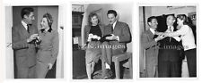 JEAN SABLON 3 Photos WILLIAMS MIRANDA GARSON 1940s