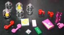 Lego Specialty Piece Lot Money Cups Phone Display Globes Signs   -GGGG
