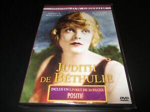 "DVD NEUF ""JUDITH DE BETHULIE"" de D.W. GRIFFITH"
