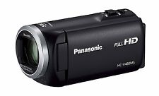 Panasonic HD Video Camera V480MS 32GB Black HC-V480MS-K  New in Box