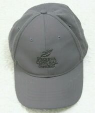 Ahead Headgear Gray Hat Baseball Style Large XL Fitted Polyester Adult Reserva