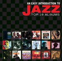 EASY INTRODUCTION TO JAZZ  BOXSET 10 CD NEW!