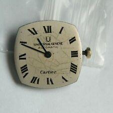 Vintage Universal Geneve Cartier Automatic watch parts for parts/repair