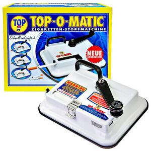 OCB TOP-O-MATIC V2 Zigarettenstopfer Zigarettenmaschine Zigaretten Stopfmaschine