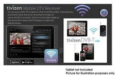 Tivizen i-Plug iPG-T10 receptor de TV Digital TDT inalámbrica doméstica, Apple, Android