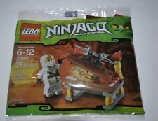 LEGO NINJAGO ZANE ZX HIDDEN GOLD SWORD PACK 39 PCS. # 30086