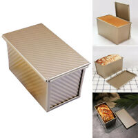 Rectangle Oven Loaf Mould Pan Non Stick Baking Cake Bread Tin Tray Mold Bakeware