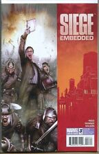 Siege Embedded 2010 series # 3 near mint comic book