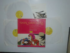 Wolfgang Amadeus Mozart– Don Giovanni - Dischi Vinile 3-LP+Box Stampa GERMANIA